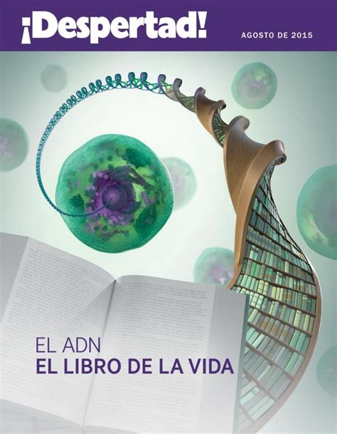 el adn el libro de la vida biblioteca en l 205 nea watchtower