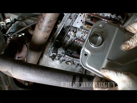 Toyota 4runner Change 2004 Toyota 4runner Transmission Fluid And Filter Change