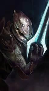 halo elite with energy sword by pandanomium on deviantart