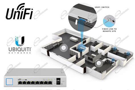 alimentazione poe unifi managed switch gigabit con 8 porte lan e