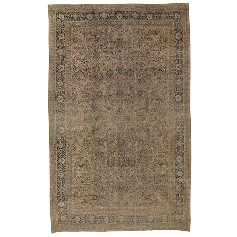 kirman rugs antique kirman rug for sale at 1stdibs