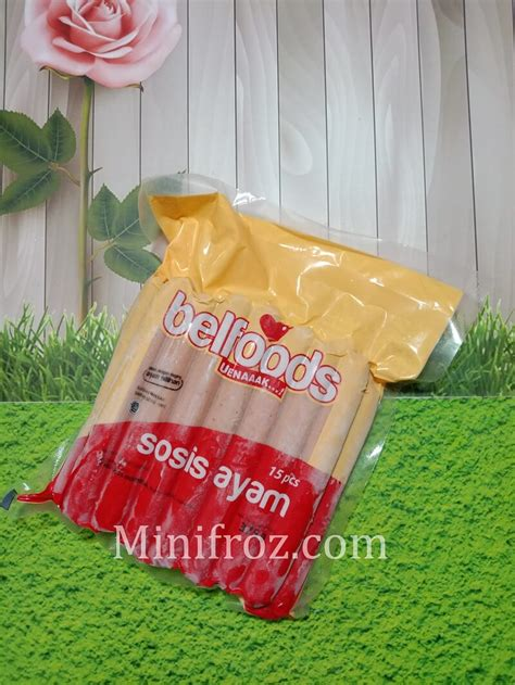 belfoods sosis ayam  distributor  supplier frozen