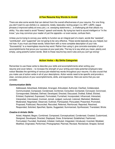 technical writer resume keywords by industry wading into