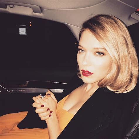lea seydoux makeup spectre the best dramatic lipstick for your skin tone