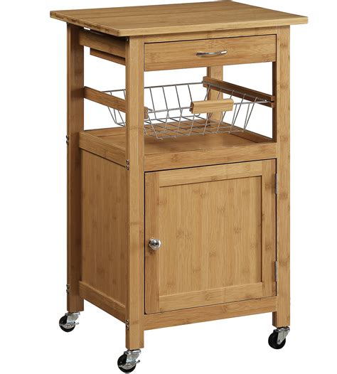 bamboo kitchen island bamboo kitchen cart in kitchen island carts