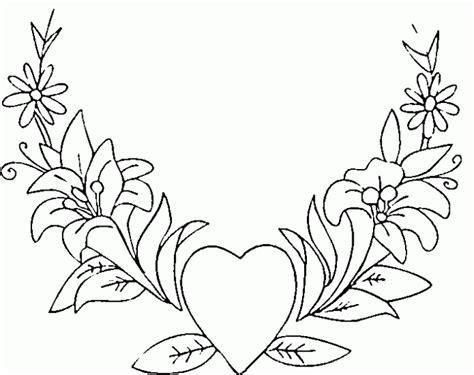 dibujos de amor para colorear dibujos para colorear de amor