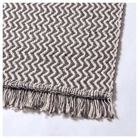 ikea grey rug filskov rug flatwoven handmade grey white 170x240 cm ikea