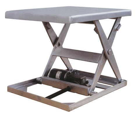 Scissor Table by Mini Scissors Lift Tables Air Technical Industries