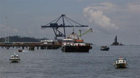 ekspor  migas naik neraca perdagangan kalimantan utara