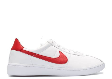 nike bruin shoes bruin leather quot marty mcfly quot nike 826670 160 white