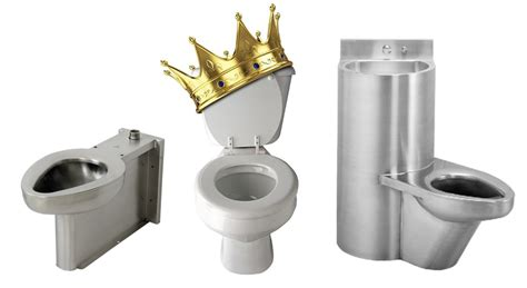 toilet in cing the throne is king the impact of the prison toilet