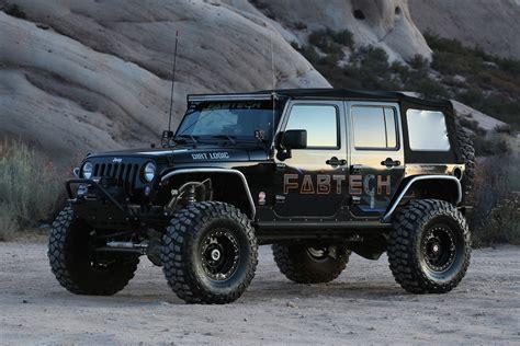 jeep jku lifted jk fabtech jeep
