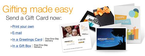 Kindle Gift Card Uk - amazon co uk gift cards and gift certificates free delivery