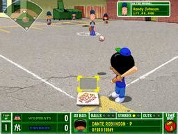 Backyard Baseball Scummvm Mac Scummvm Screenshots
