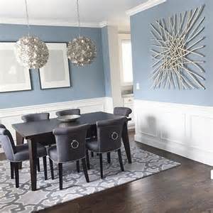 blue gray dining room ideas 33 wainscoting ideas with pros and cons digsdigs