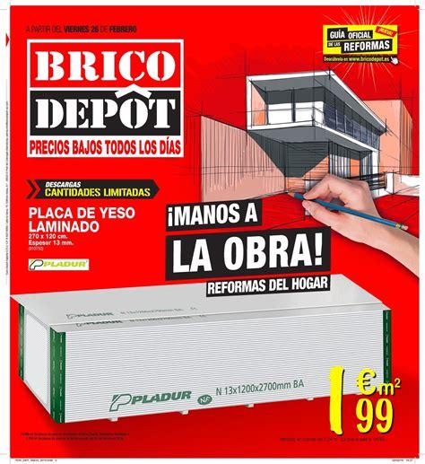 bricodepot cortinas bricodepot catalogo marzo 2016 ofertas page 01