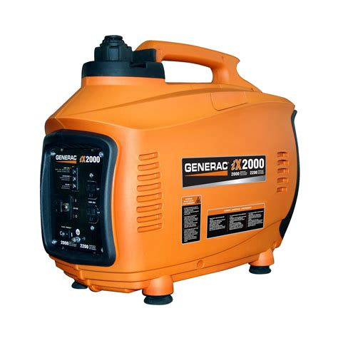 generac ix2000 watt inverter generator non ca lawn