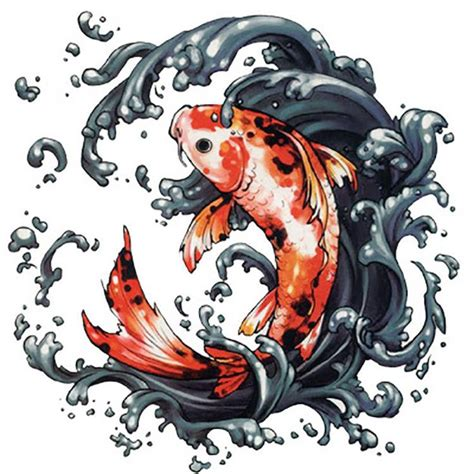 koi fish tattoo swimming direction 91 best images about lp on pinterest cross tattoos