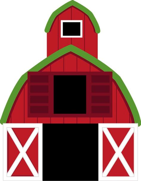 bauernhof scheune clipart farm barns and clip on