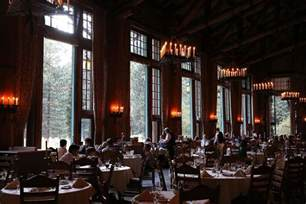Ahwahnee Dining Room Menu Dining In The Wilderness The Restaurants In America S National Parks Eater