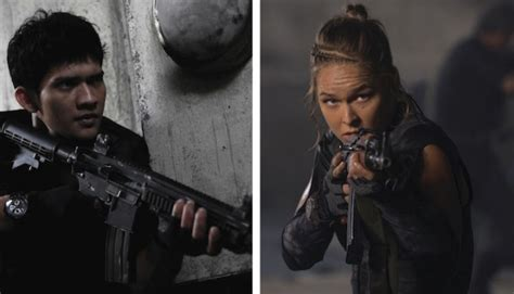 iko uwais main film mile 22 ufc ch ronda rousey joins the raid star iko uwais in