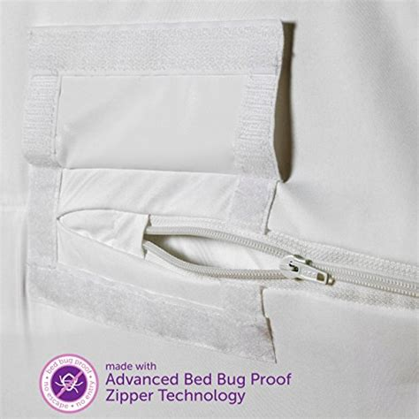 allerease maximum allergy protector bedding allerease maximum allergy and bedbug waterproof zippered