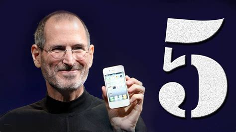 interesting facts steve jobs biography 5 interesting facts about steve jobs youtube