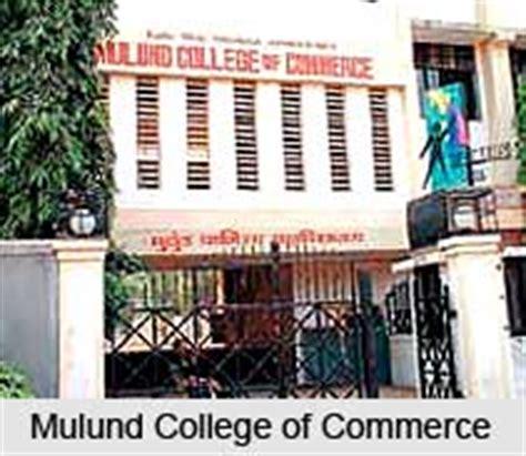 Mba Colleges In Mulund mulund college of commerce mcc mumbai shiksharambh