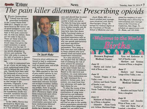 Opiate Detox Reno Nv by The Killer Dilemma Prescribing Opioids