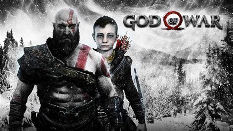 imagenes de kratos wallpaper god of war 2018 full hd fondo de pantalla and fondo de