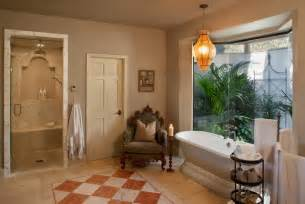 Color Ideas For Small Bathrooms Colors Spanish Colonial Bathroom
