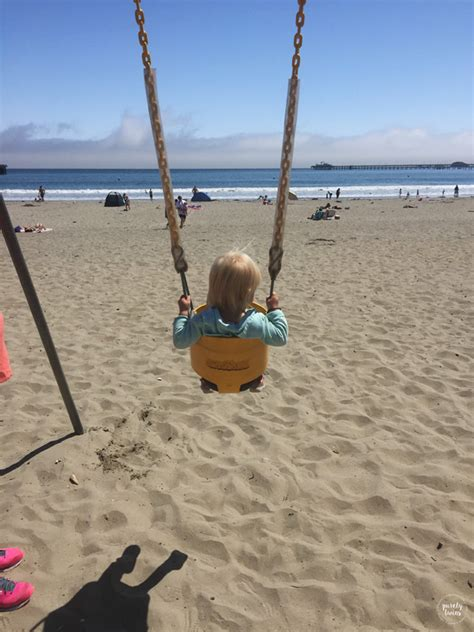 swing in the beach weekly sparks