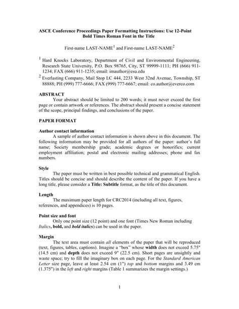 thesis abstract how long how long should a research paper abstract be