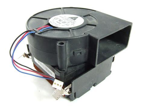 delta electronics 357829 001 bfb1012h hp compaq dc5000 socket 478 3pin heat sink