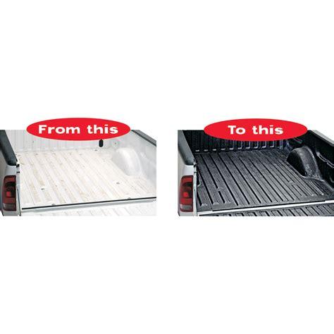 truck bed liner kit herculiner bed liner kit black truck bed liners mats