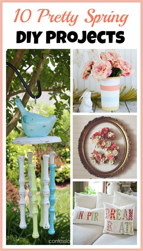 pretty diy projects 10 pretty diy projects