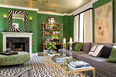 design interior green green room interior design decorating ideas design