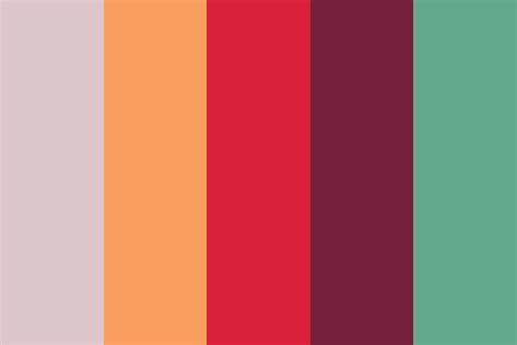 port color port color palette