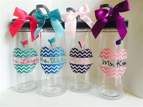 personalized teacher water bottle personalized teacher