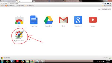 create theme for google chrome online how to create own chrome theme technology tips and tricks