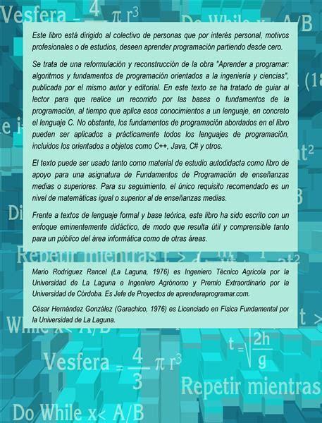 empiece a programar un enfoque multiparadigma con c edition books aprende a programar pseudoc 243 digo diagramas de flujo