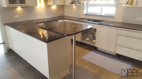 stuttgart steel grey granit arbeitsplatten und fensterbank - Granit Arbeitsplatte Erfahrungen