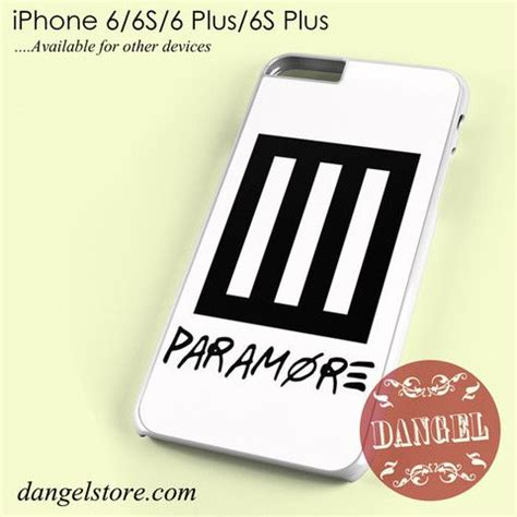 Paramore 1 For Iphone 6 6s paramore logo phone for iphone 6 6s 6 plus 6s plus