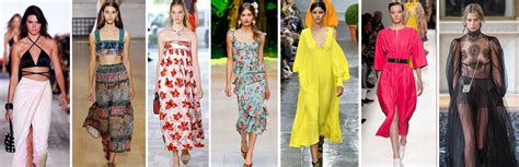 summer 2017 design trends 2017 fashion trends summer is here is your wardrobe ready