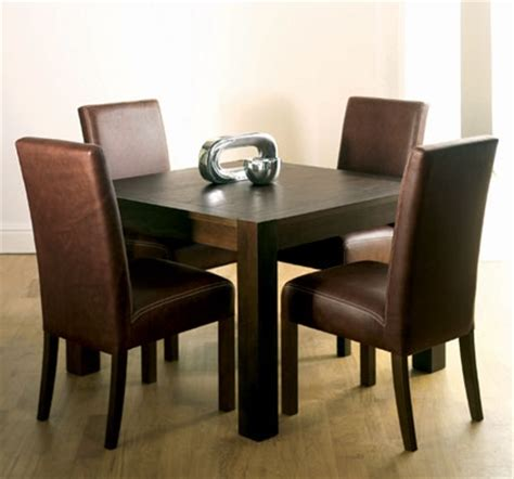 dining tables lyon walnut square dining table 4 slatted