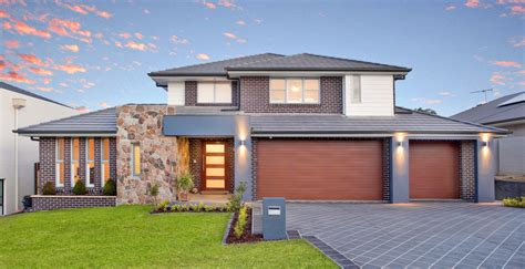 house designs and floor plans nsw luxury home designs house design castle hill baulkham
