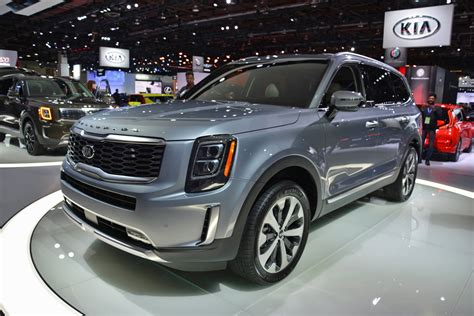 When Does The 2020 Kia Telluride Come Out by New Kia Suv 2020 Telluride Price Kia Review Release