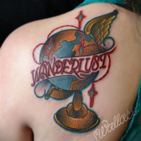 tattoo ideas globe wanderlust globe tattoo tattoos pinterest
