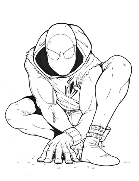 spiderman head coloring page scarlet spider coloring pages kids coloring pages