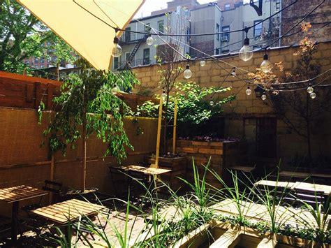 backyard restaurant park slope outdoor goods
